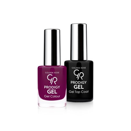 Golden Rose Prodigy Gel Duo Look Nail Polish Set No Uv Light Needed 20