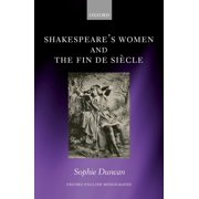 Shakespeare's Women and the Fin de Siècle - eBook