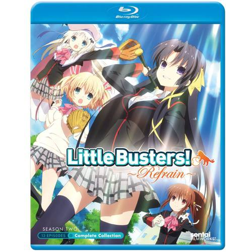 Little Busters! Refrain: Season 2 - Complete Collection (Japanese) (Blu-ray) (Widescreen)