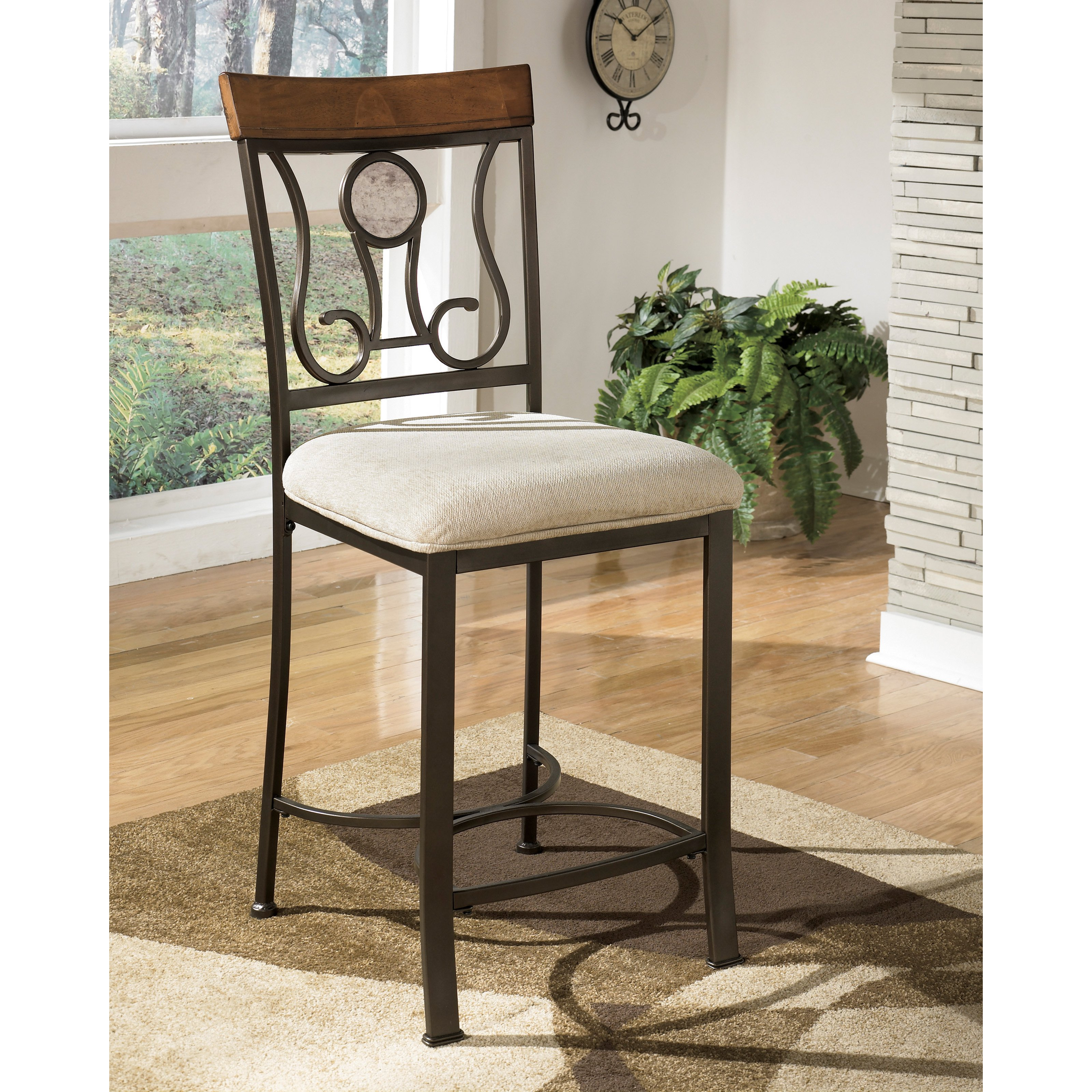 Signature Design by Ashley Maysville 5 Piece Counter Height Dining