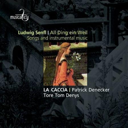 All Ding Ein Weil: Songs & Instrumental Musica