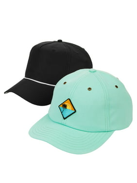 188b4d3a4e1e0 Product Image Men s George Vacation Inspired 2-Pack Cap Set