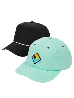 99b2f065aa615 Product Image Men s George Vacation Inspired 2-Pack Cap Set