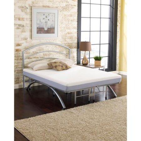 sleep sync 6 inch twin size memory foam mattress. Black Bedroom Furniture Sets. Home Design Ideas