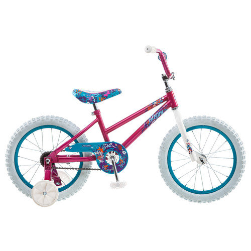 Pacific 16 inches Girl's Gleam Juvenile Bike Bicycle Pink by Pacific