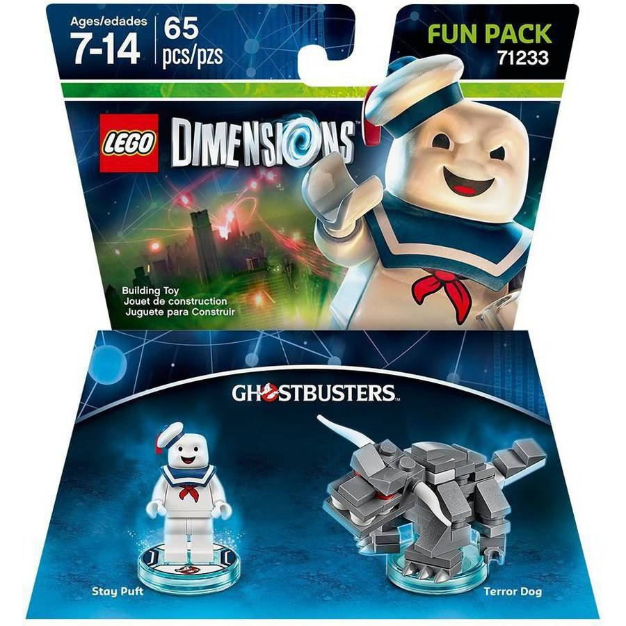 Lego Dimensions Ghost Staypuft Fun Pack (Universal)