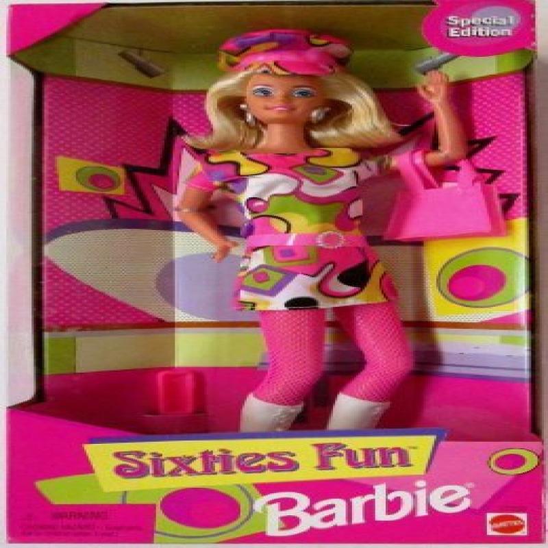 Mattel Sixties Fun Barbie Special Edition