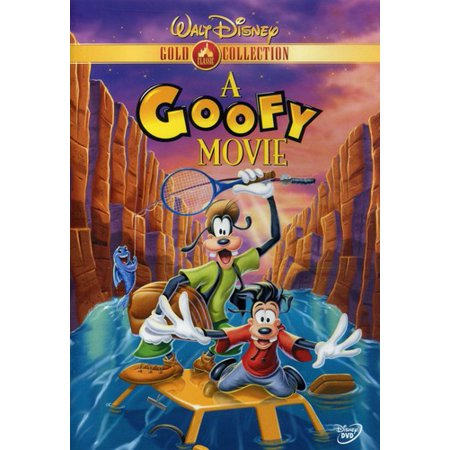 A Goofy Movie (DVD) - Funny Halloween Movies To Watch