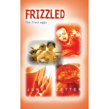 Frizzled Like Fried Eggs - eBook - Mrs Frizzle