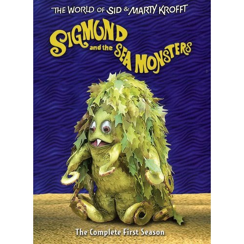 World Of Sid & Marty Krofft: Sigmund And The Sea Monsters: The Complete First Season