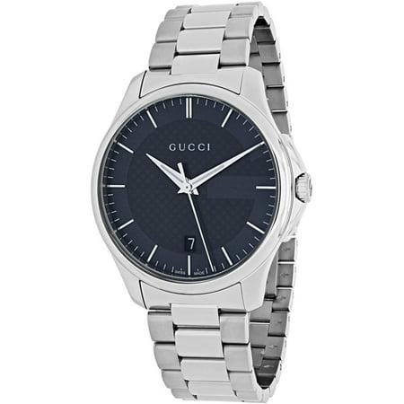 Gucci Men's G-Timeless Watch Quartz Sapphire Crystal YA126441