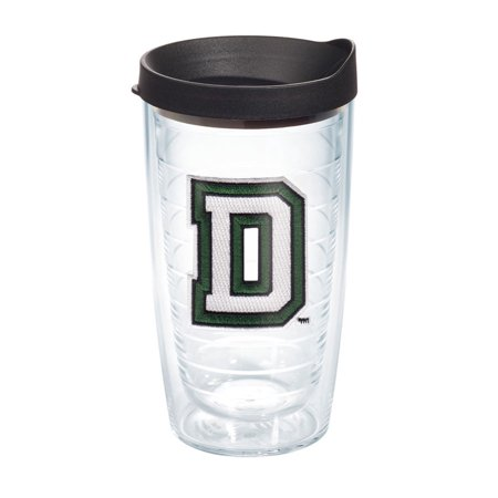 Leeds 16 Light (Dartmouth Big Green 16 oz Tumbler with Black Lid -)