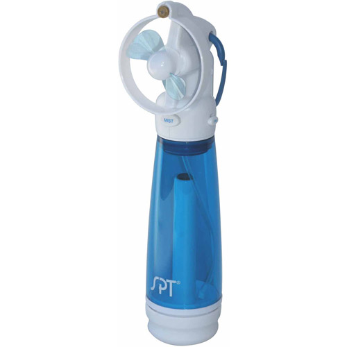 Portable Misting Systems : Soleus mt humidibreeze portable misting fan