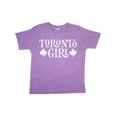 Toronto Ontario Canada Girl Gift Toddler - Ontario Girl