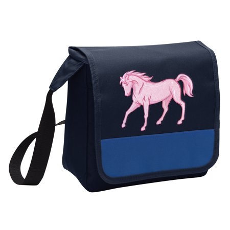Cute Horse Lunch Bag Over Shoulder Horse Lunch Box