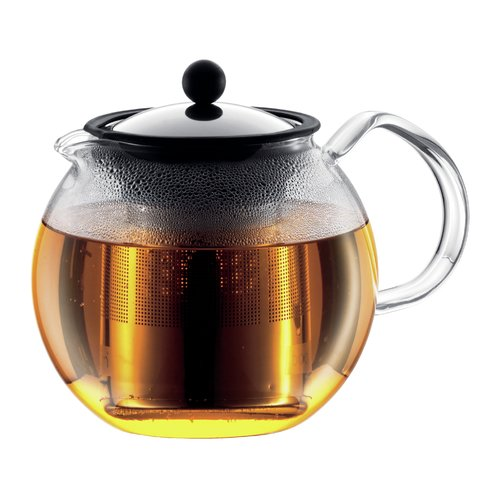 Ivy Bronx Finklea Teapot Press with Filter
