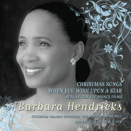 BARBARA HENDRICKS SINGS CHRISTMAS & DISNEY SONGS ()