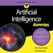 Artificial Intelligence For Dummies - Audiobook