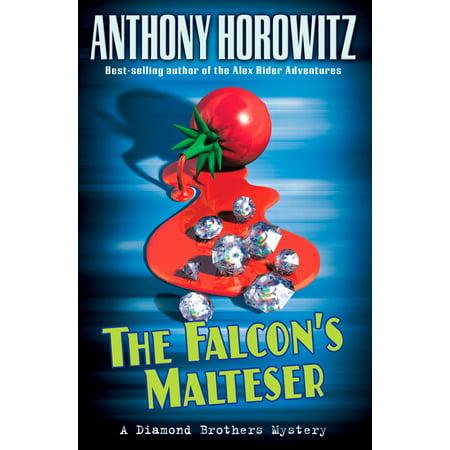 Diamond Brothers: The Falcon's Malteser (Paperback)