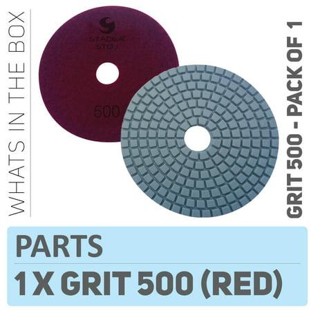 Stadea PPW107D Diamond Polishing Pads 4