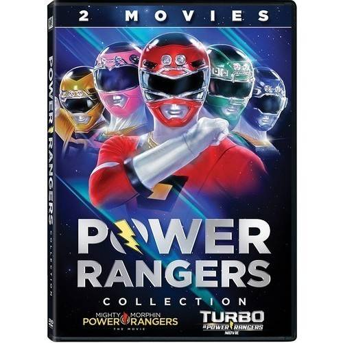 The Mighty Morphin Power Rangers Collection (DVD)