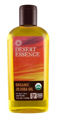 Jojoba Oil (Organic) Desert Essence 4 oz Liquid
