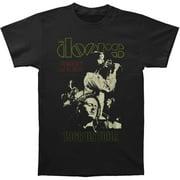 Doors Men's Strange Days Slim Fit T-shirt X-Small Black