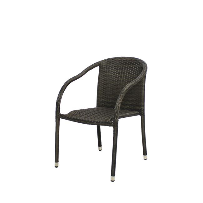 Source Outdoor SO-2006-163-ESP Circa Dining Armchair in Espresso by Source Outdoor