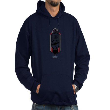 CafePress - Thor Logo - Pullover Hoodie, Classic, Comfortable Hooded Sweatshirt Blue Classic Logo Hoody Sweatshirt