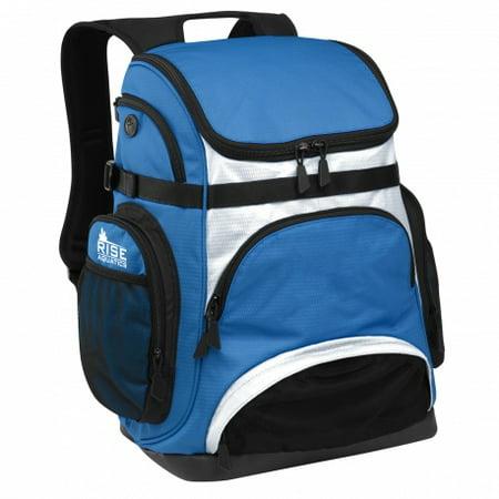 6be01503646c Rise Aquatics - RISE Pro Team Backpack - royal white - Walmart.com