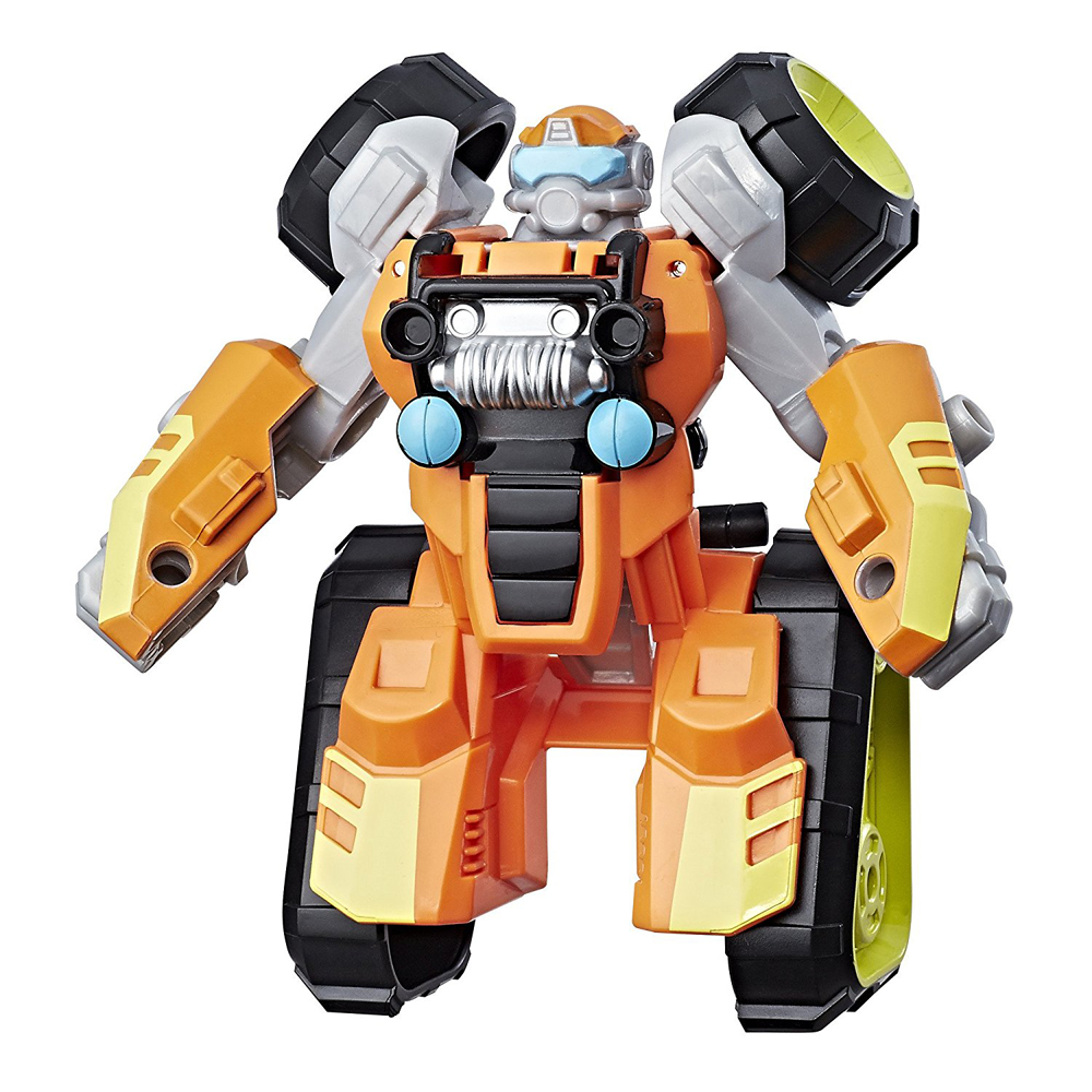 Playskool Heroes Transformers Rescue Bots Brushfire by Hasbro