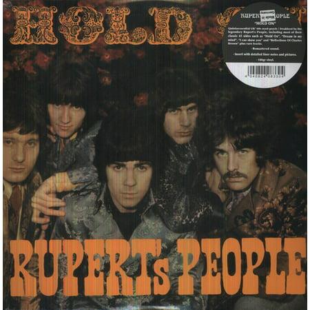 Hold on (Vinyl)