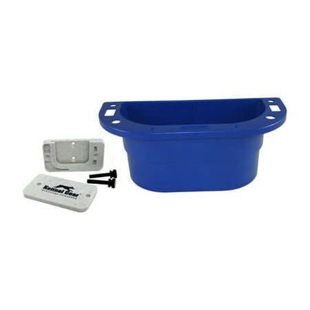 Kennel-Gear Supply Caddy with Plastic Bar Mount