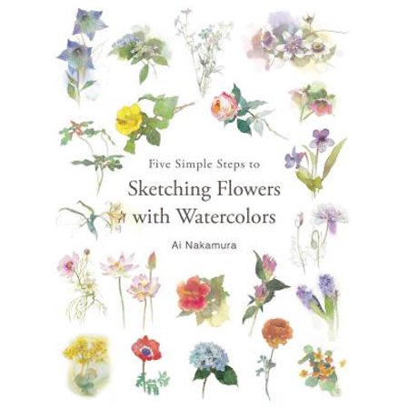 Five Simple Steps to Sketching Flowers with - Simple Halloween Sketches
