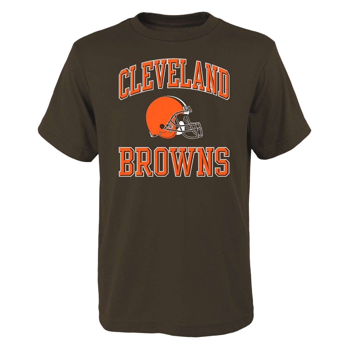 """Cleveland Browns Youth NFL """"Ovation"""" Short Sleeve T-Shirt"""