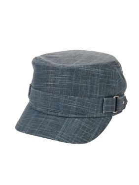 087288b6f6e8a Product Image Ladies Time and Tru Cotton Denim Cadet Cap
