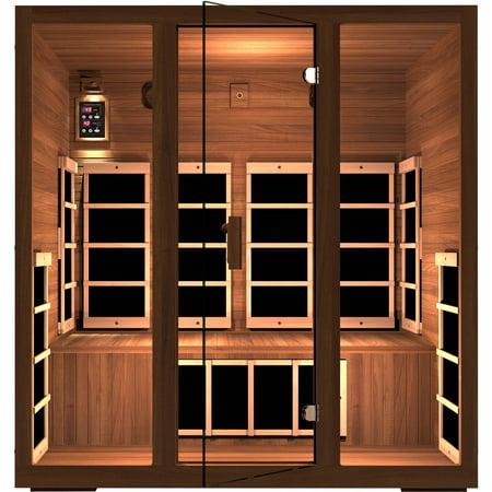 Freedom 4-Person Far Infrared Sauna