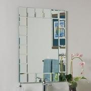 Decor Wonderland SSM414 1 Montreal Modern Bathroom Mirror
