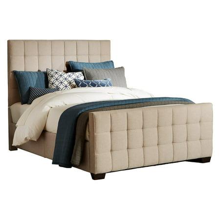 Standard Furniture Altura Upholstered Bed with Slats