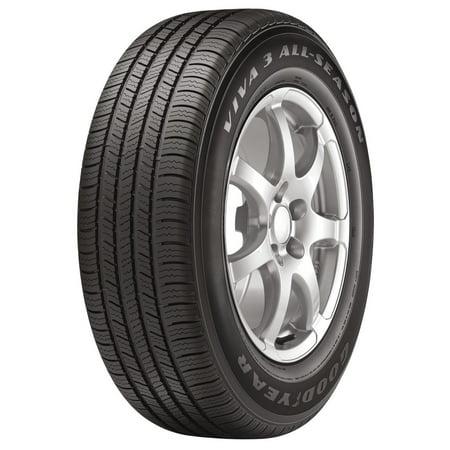 Goodyear Tires Viva 3 All-Season 205/65R16 95H Tire