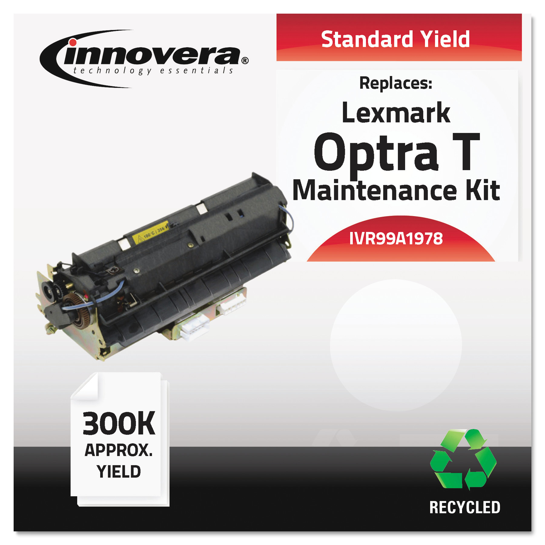 Innovera Remanufactured 99A1978 (T614) Maintenance Kit