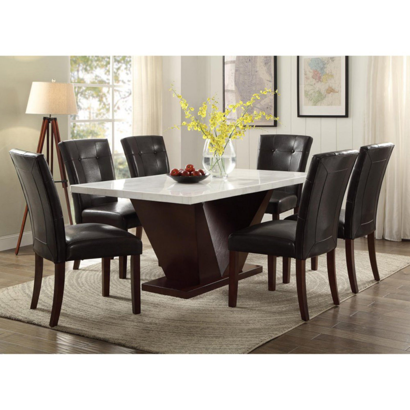 Acme Furniture Forbes Dining Table