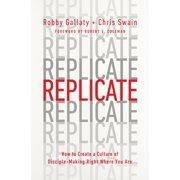 Replicate - eBook