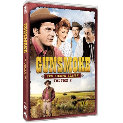 Gunsmoke: The Eighth Season, Vol. 2 (Full Frame)