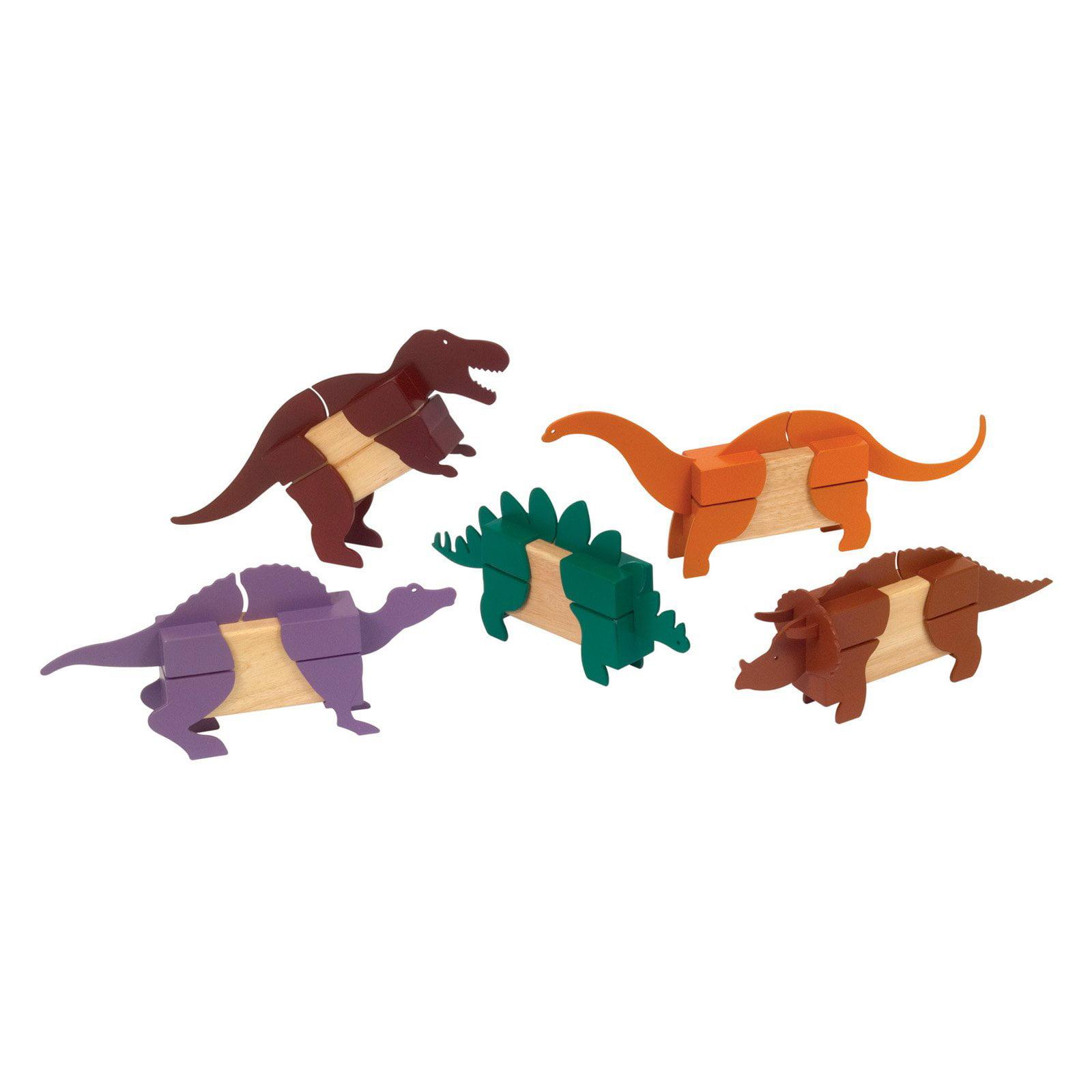 Guidecraft Block Mates - Animals