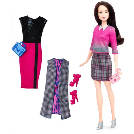 Barbie Fashionistas Doll & Fashions, Chic With A Wink
