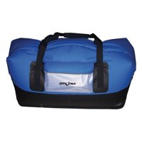 DRY PAK Waterproof Duffel Bag, XL Blue