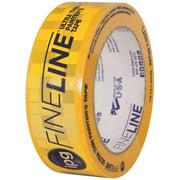 Intertape Polymer 5729686 1.41 in. x 55 Yard Fineline Ultra Thin Painters Masking Tape