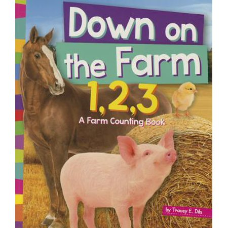 Down on the Farm 1,2,3: A Farm Counting - Down On The Count