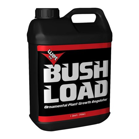 Bush Load - 1 Liter (1L) Bushload Plant Growth Regulator Halt Grow by General